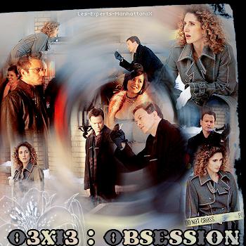 ~ CSI : NY ♥ 03x12 - 03x13 Créations - Décorations