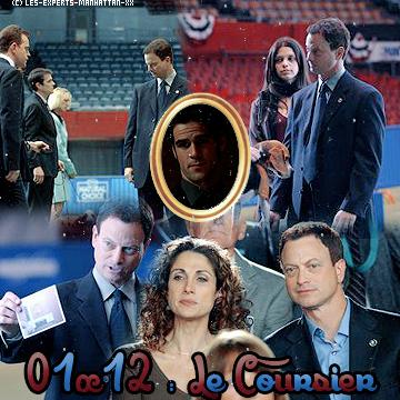 ~ CSI : NY ♥ 01x11 - 01x12 Créations - Décorations