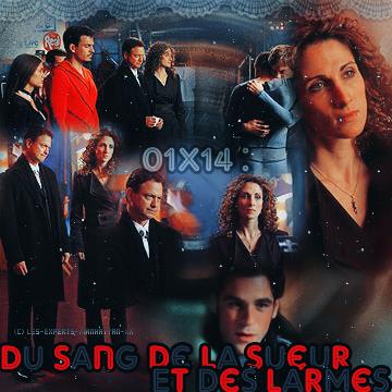 ~ CSI : NY ♥ 01x13 - 01x14 Créations - Décorations