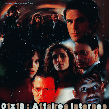 ~ CSI : NY ♥ 01x17 - 01x18 Créations - Décorations