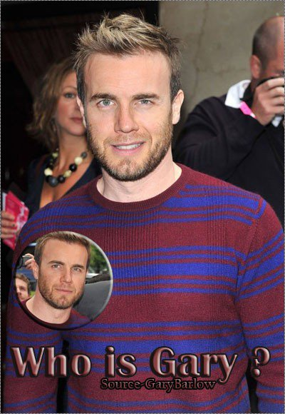 Ta Source sur Gary Barlow ♥ This Man Is Just Perfect ♥ Who is Gary ?
