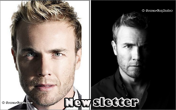 Ta Source sur Gary Barlow ♥ This Man Is Just Perfect ♥ Newsletter