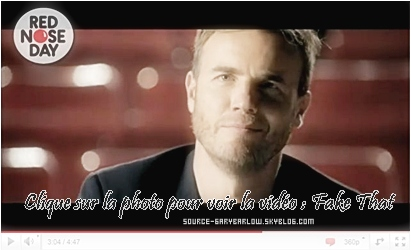 Ta Source sur Gary Barlow ♥ This Man Is Just Perfect ♥ 28/03/2011: Comic Relief ; promo européenne terminée