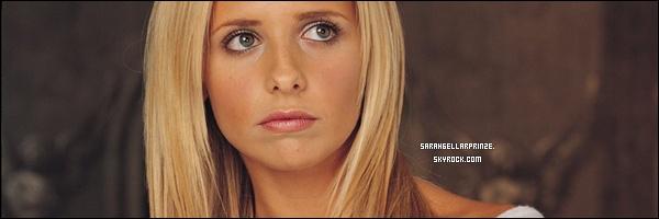 - Redécouvre les 7 saisons de Buffy contre les vampires sur SarahGellarPrinze ! -