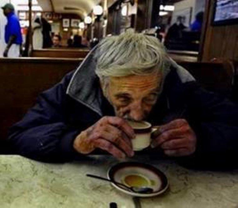 P'tit café au bistrot pour ch'ti cagouille