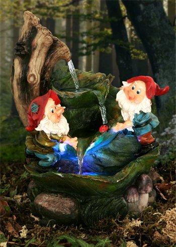 Le troll et le pin's en vacances ...