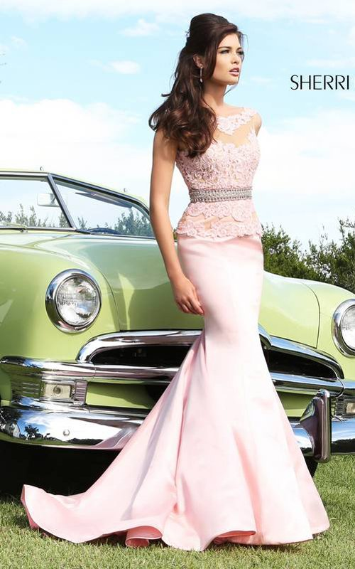 Sherri Hill 32033 Lace Prom Dress 2015 - Fashion Clothes Trends 2014