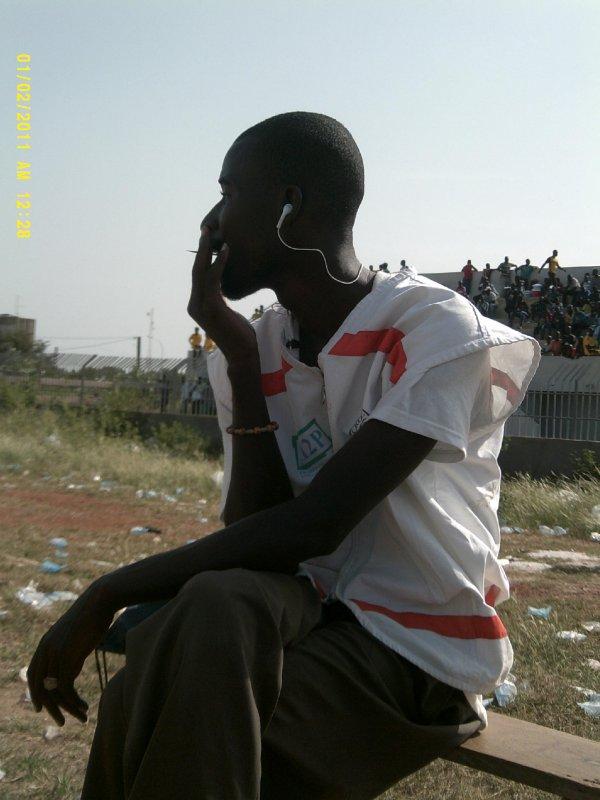 volontaire de la croix rouge de bargny