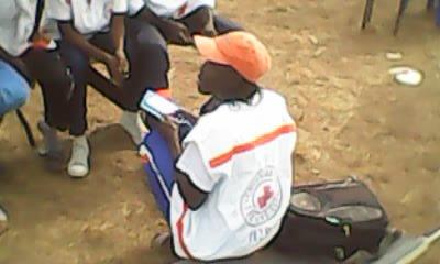 couverture médical  croix rouge bargny