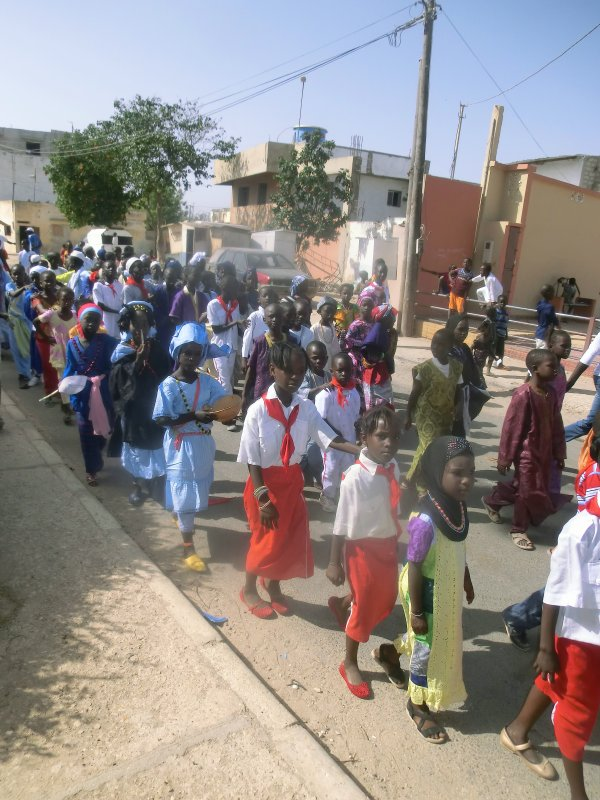 carnaval semai,e de la croix rouge a bargny
