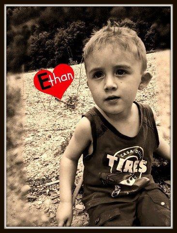 Mon ange Ethan