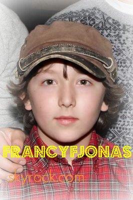 Welcome on Frankie Jonas Blog!