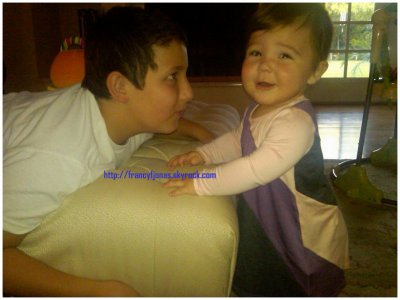 Facebook- Frankie and Ava