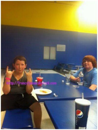 Facebook- Frankie and Tucker
