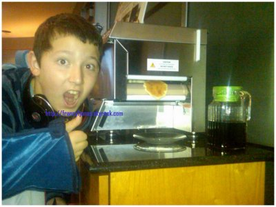 Facebook-  Make some pancakes