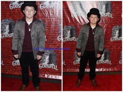 Godspell Musical on Broadway- November 8, 2011