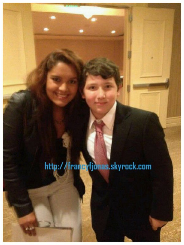 Frankie Jonas to the American Diabetes Association- NEW video and pic
