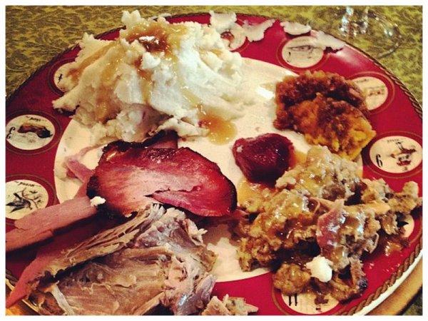 Frankie Jonas's Thanksgiving 2012