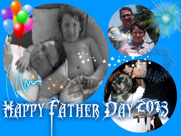 Happy Father's Day 2013!