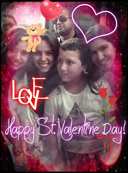 Happy St. Valentine Day 2014!