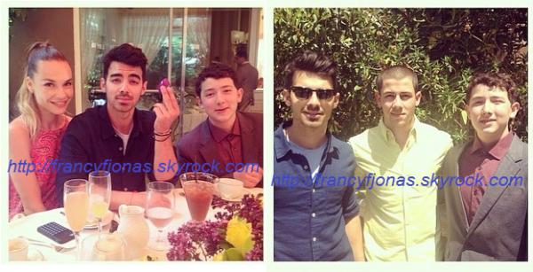 Twitter- Happy Easter 2014 Jonas family