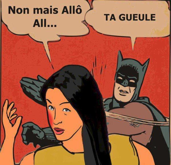 Non mais ALLO quoi !!!  by (L)emsa <3