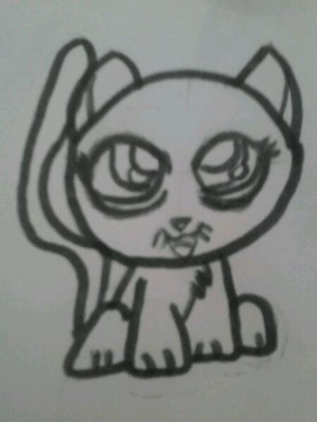 Mew cat
