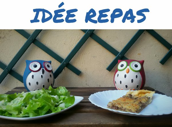 Idée repas