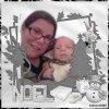 mon fils sawan et sa marraine