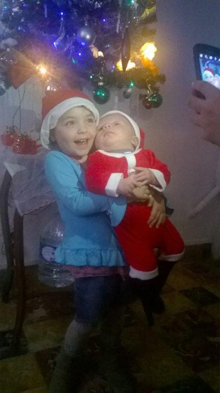 ma fille et mon fils