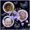 mes trois enfants