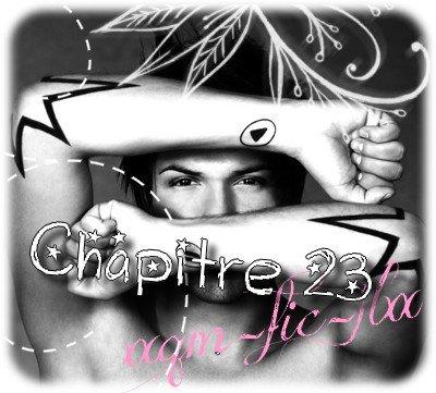chapitre 23 --> chapter 23