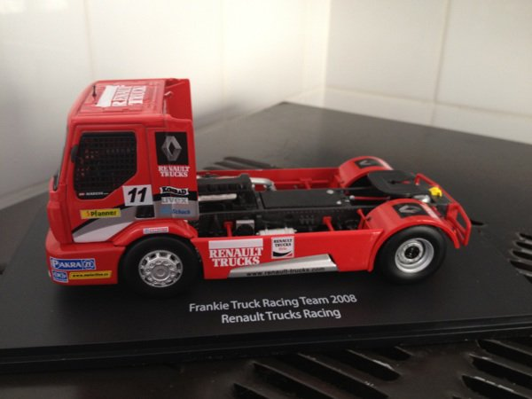 Renault Trucks Race Truck Frankie N°11 (Pilote Markus)
