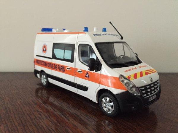 Renault Master Protection Civil de Paris