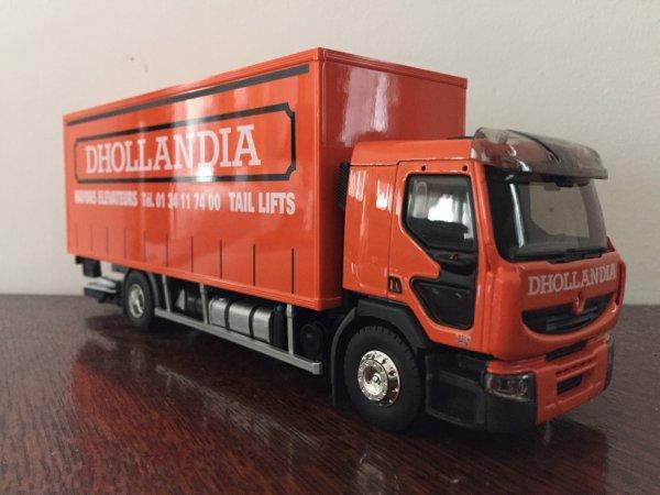 Renault Premium Distribution Dhollandia