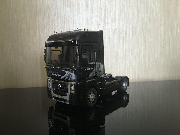 Renault Trucks Magnum 2008 (Eligor)