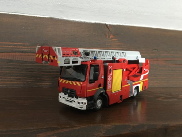 Renault D16 Echelle Riffaud – Gimaex EPA