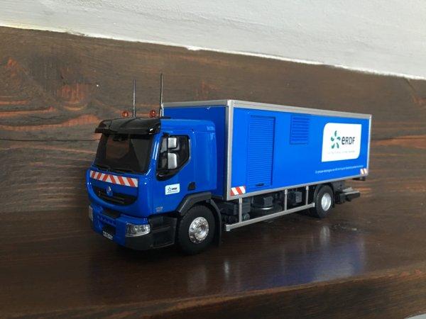 Renault Premium Distribution ERDF