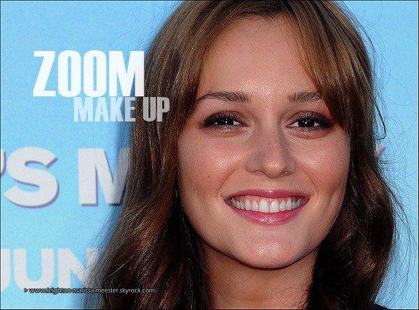 """04/06/2012 Leighton à l'avant première de """"That's My Boy"""" dans lequel elle tient un des rôle principaux. Retrouve l'article spéciale That's My Boy avec synopsis du film, BA etc en cliquant ici."""