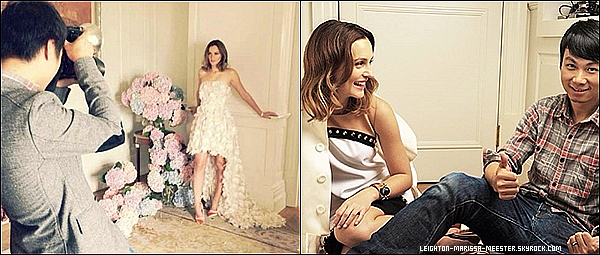 "STILLS de Leighton dans le film ""LIFE PARTNER'S"" ."