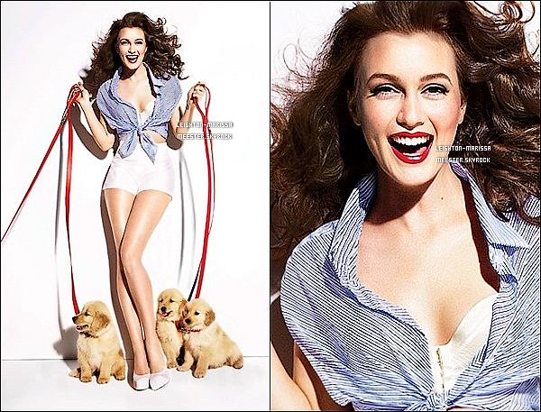_     _____Leighton posant pour la version spécial de Vanity Fair « Hollywood Issue » !  ____..__D'autres photos a venir prochainement + BTS ci-dessous _ Tu aimes ces photos ?   _