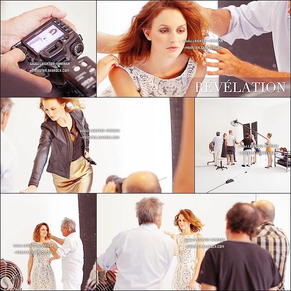 •• LEIGHTON  MARISSA. MEESTER NOUVELLE ÉGÉRIE DE LA MARQUE FRANÇAISE NAF-NAF !   Leighton est venue à  Paris dernièrement, on sait maintenant pourquoi. Effectivement,  Leighton a été choisie pour représenter la prochaine campagne de la marque française Naf-Naf ! Découvrez quelques photos Behing-The-Scenes + Vidéo en attendant la campagne officielle dans quelques semaines !  [/alig fen]