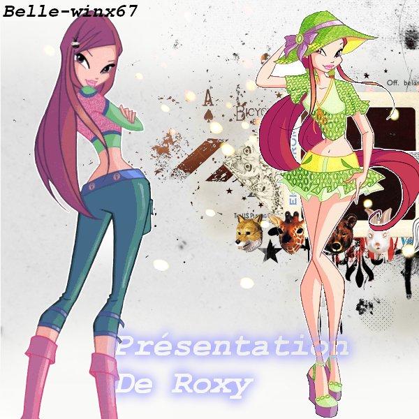 Présentation De Roxy ' Winx Un Jour Winx Toujours '
