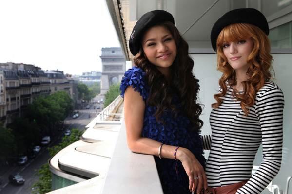 Interview De Bella & Zendaya (DirectStar).