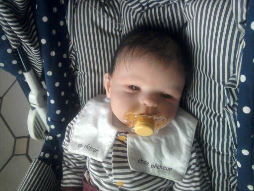 enzo est adopté il part lundi chez sa maman adeline!!