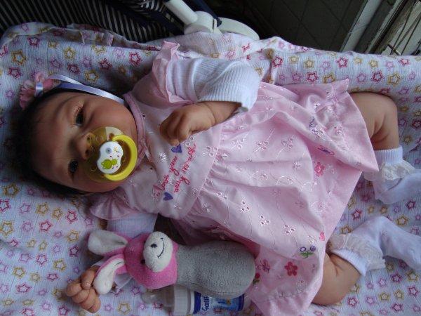 maya née le 4 06 2011 a adoptée