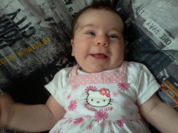 Ma petite fille Lana