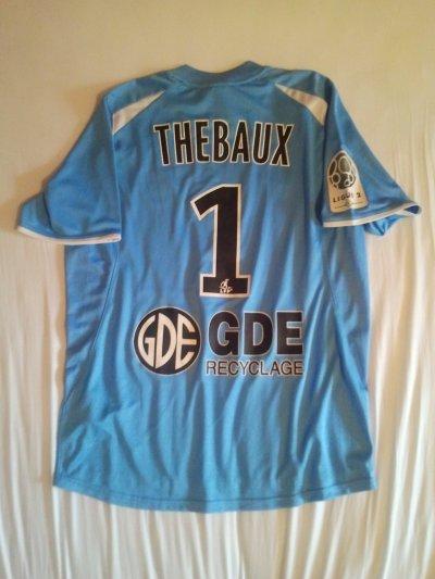 Maillot Aléxis Thébaux         Saison (2009-2010)