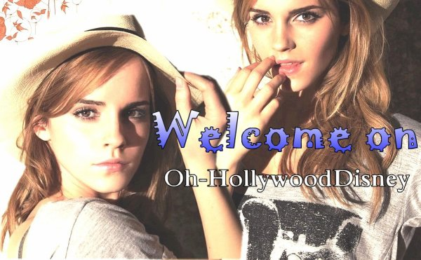 Welcome on Oh-HollywoodDisney