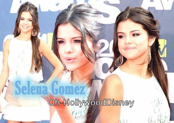 Rubrique 5 >> Selena Gomez : Chanteuse et actrice